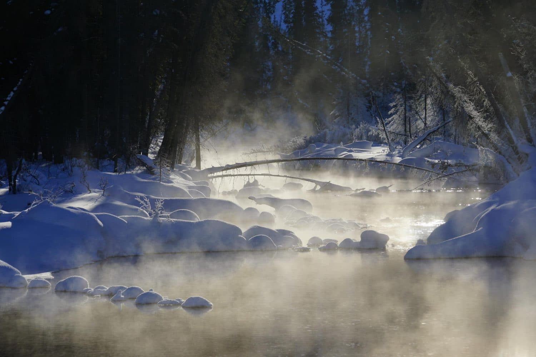 fog-winter-dempster-highway